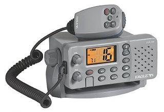 EAGLE EVR 100 Fixed Mount Marine VHF Radio high quality 7W 1W in