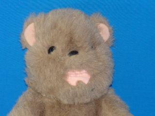 Vintage Disney Lucasfilm Star Wars Plush Ewok Puppet Stuffed Animal