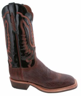 Lucchese Briar Brown CX7053 W8 Antelope Womens Cowboy Boots
