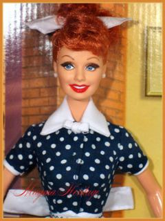 Sales Resistance Lucy Lucille Ball Barbie Friend Doll