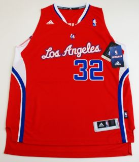 NBA Adidas Los Angeles Clippers Blake Griffin Youth 2012 Stitched Red