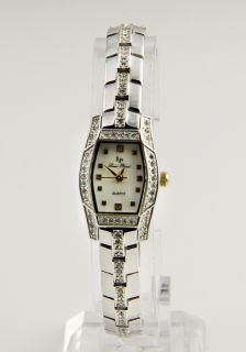 Lucien Piccard Ladies BAL A LOpera Swarovski® Crystal Accent Watch
