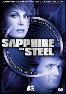 Sapphire and Steel Complete Series Joanna Lumley 6 Disc