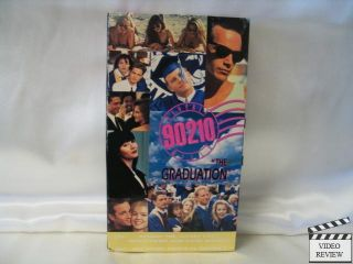 Beverly Hills 90210 The Graduation VHS Luke Perry 726697050530