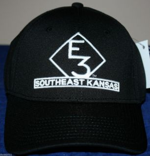 NEW E3 SOUTHEAST KANSAS HAT LUKE BRYAN HAT BUCK COMMANDER HAT BLACK
