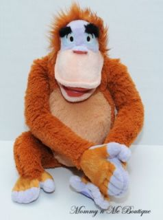 Jungle Book King Louie Monkey Plush Toy