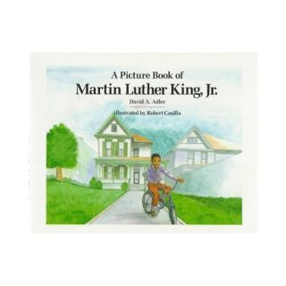 New A Picture Book of Martin Luther King Jr Adler D 0823407705