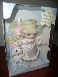PRECIOUS MOMENTS LUV N CARE Ltd. Edition Numbered Collectible Plush