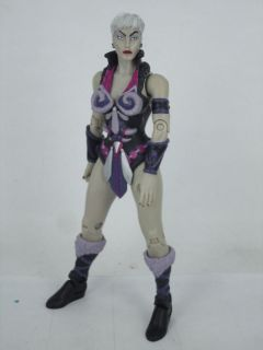 Master of The Universe Evil Lyn Costume White Hair Loose RARE