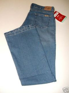 Levi Strauss Low Slim Flare Jeans Junior Sz 11 Med