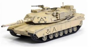 Dragon Armor 1 72 M1A1 Abrams Main Battle Tank DMD62015