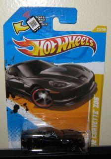 Hot Wheels 12 Chevy Corvette Z06 ★ 2012 New Models VHTF