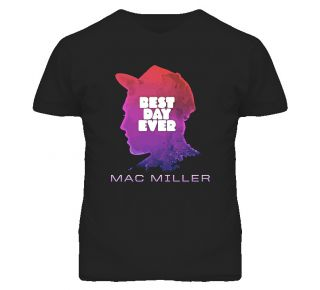 Mac Miller Hip Hop Rap T Shirt