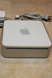 Apple Mac Mini Intel Core Duo 1 83 GHz 2 GB RAM