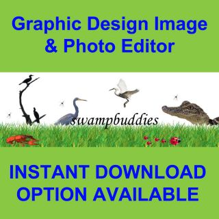 Graphic Design Image Editor PC Mac Software CD Crop Edit Photo Touch