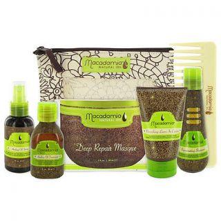 Macadamia Natural Oil Travel Kit by Macadamia 8 Pieces