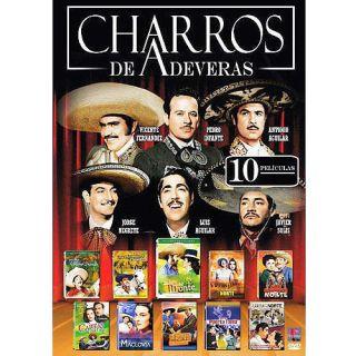 de Adeveras 10 Peliculas DVD New Luis Aguilar Javier Solis