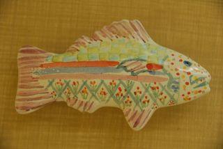 Mackenzie Childs Original Fish Drawer Pulls