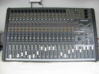 Mackie CFX20 MKII 20 Channel Stereo Powered Mixer