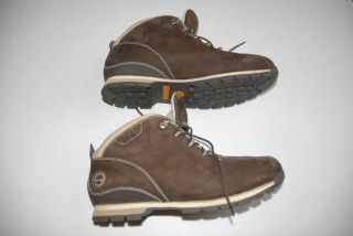 Men Timberland Boots Split Rock Chukka Brown Nubuck