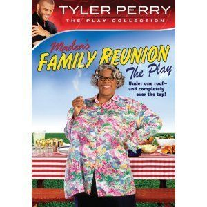 TYLER PERRYS   MADEAS FAMILY REUNION   THE PLAY DVD SHIPS 1st CLASS