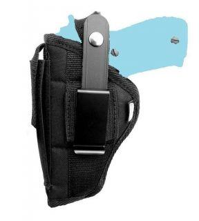 Gun Holster with Magazine Holder for Glock 17 19 22