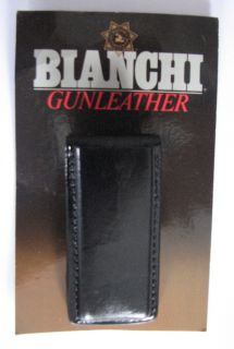 Bianchi Leather Magazine Holder Smith Wesson Colt Etc