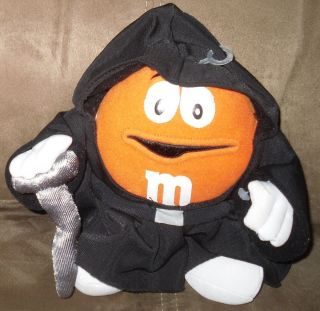 Orange M M Plush Star Wars Emperor Palpatine Toy Stuffed Animal Mpire