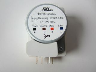 DBYC1003BL 5304470332 Magic Chef Defrost Timer Refrigerator New