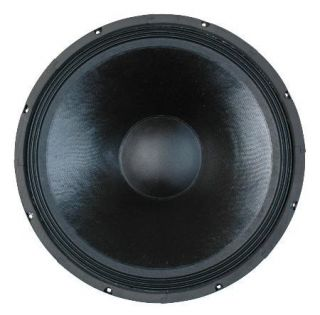 New 18 Subwoofer Speaker PA 8 Ohm Eighteen inch Bass Woofer