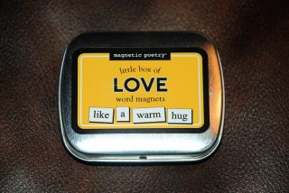 Refrigerator Magnets Magnetic Poetry Love Word Magnets