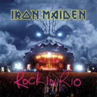 Iron Maiden Rock in Rio Live Import 2CD SEALED 724353864309