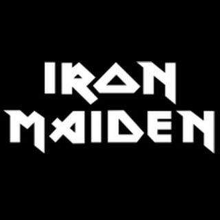 Iron Maiden Rock Band Decal Sticker Window