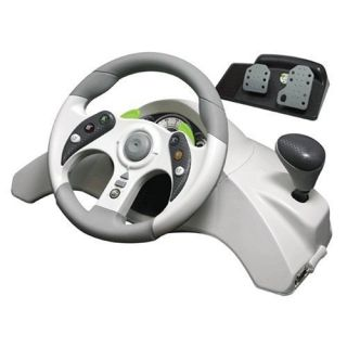 Mad Catz MC2 MCB247200 02 1 Gaming Steering Wheel Xbox 360 Saitek