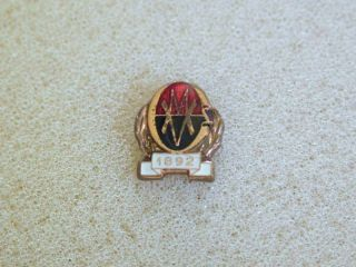 Hungary Weis Manfred Metal Company Small Pin Badge