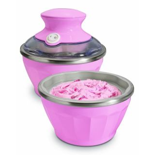 Half Pint Soft Serve Ice Cream Maker in Pink 68550E New in Box