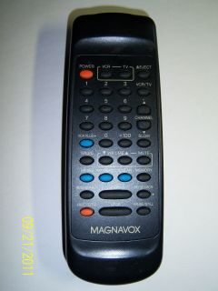 Philips Magnavox TV VCR N9085UD Remote Control Combo