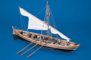 Mantua Panart Baleniera Whaling Boat 19 Century 742