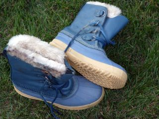 Sorel Manitou Insulated Waterproof Ladies Winter Boots