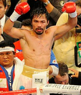 Manny Pacquiao Career Set Boxing DVD