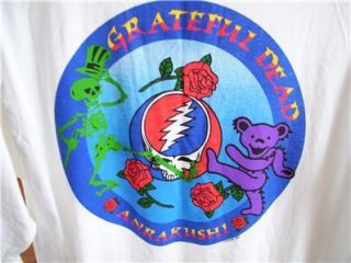 Grateful Dead Anrakushi T Shirt New