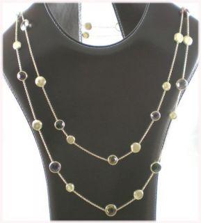 Marco Bicego Gorgeous Jaipur Gemstones Necklace 47