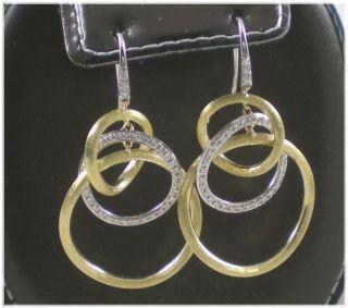 Marco Bicego Jaipur Link Brilliants Y Gold Earrings