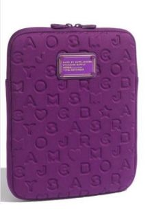 Marc by Marc Jacobs Logo iPad Tablet Cover Purple Case