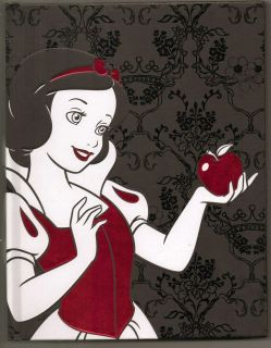 Disneys Snow White 75th Anniversary Deluxe Journal New