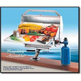 Boat Marine BBQ Stainless s Magma Newport Gas Grill