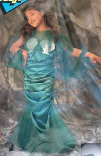Marissa The Magical Mermaid Child Halloween Costume