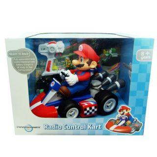 Description This Super Mario Brothers 18 Scale Remote Control Mario