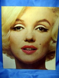 Marilyn Monroe A Biography by Norman Mailer Soft Cover Photo Book