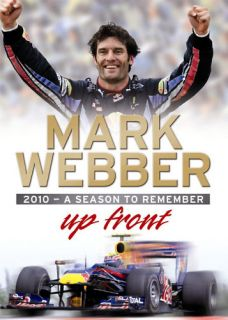 Mark Webber 2010 A Season to Remember Up Front
